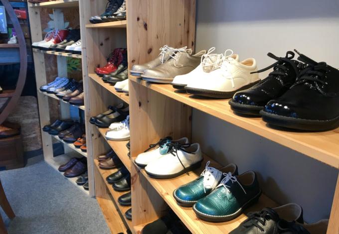 コラム:靴の選び方