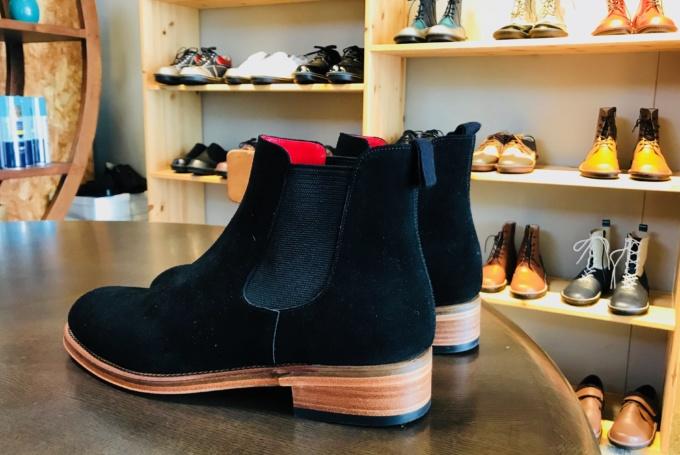 コラム:靴④