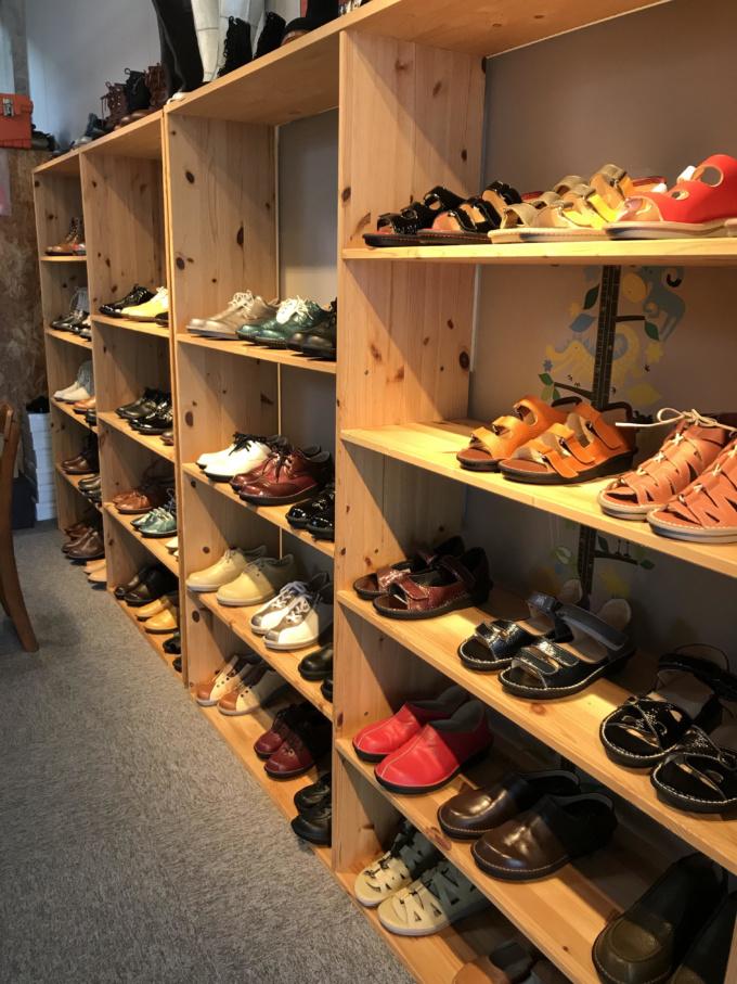 コラム:靴②